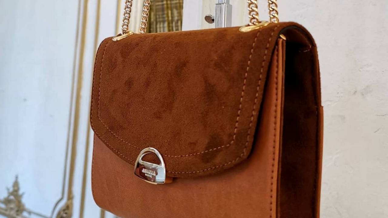 Sac à main vegan : Ashoka Paris - Création Made In France
