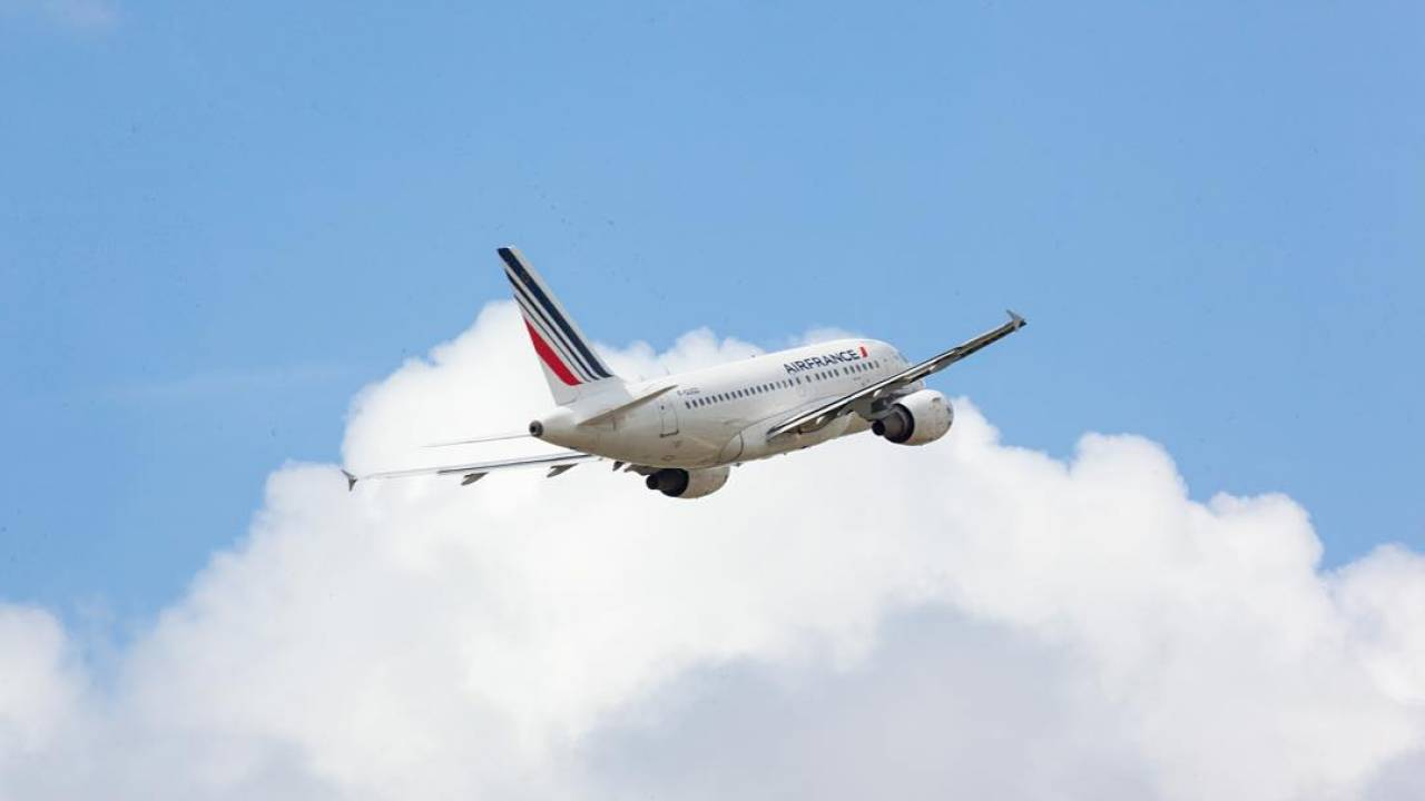 Crédit photo Instagram @airfrance