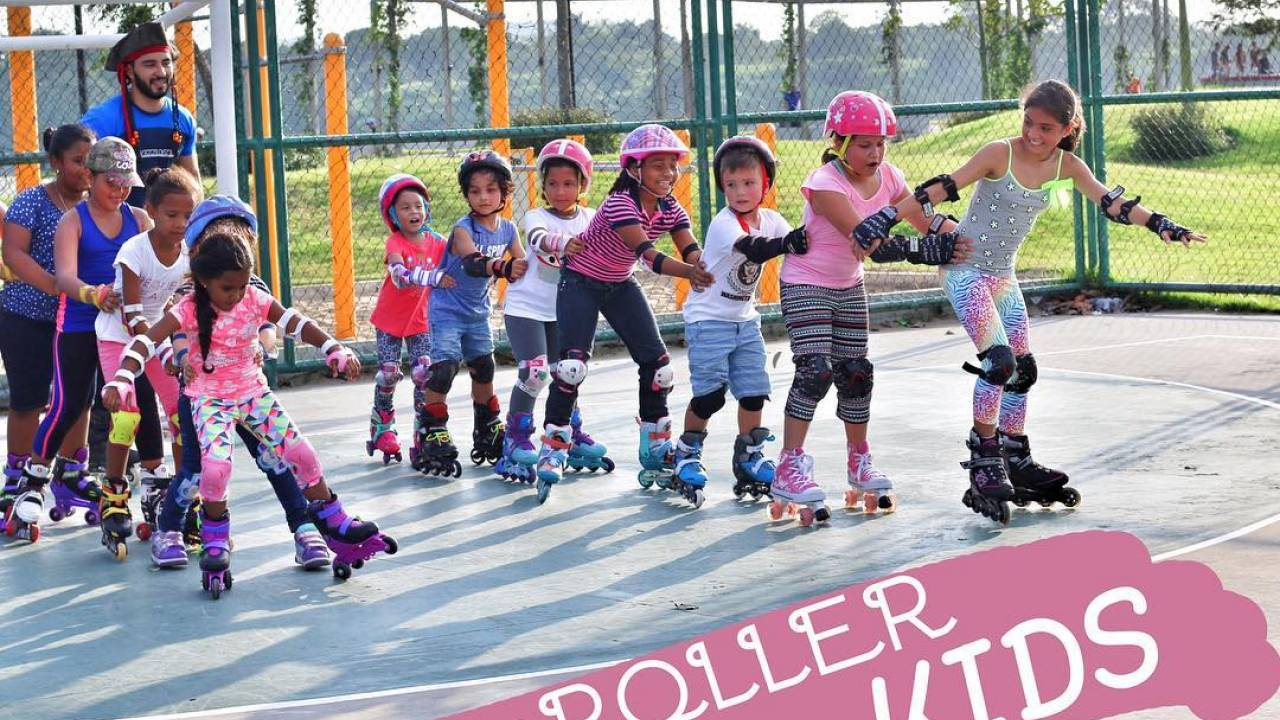 Crédit photo Instagram @rollerkids