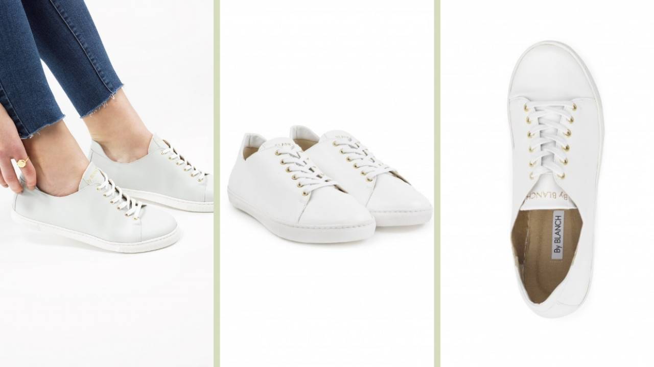 Chaussures femme adidas Originals STAN SMITH NEW BOLD Baskets basses footwear whiteoffwhite Femme Chaussures femme Sneakers 51I8BR9QX