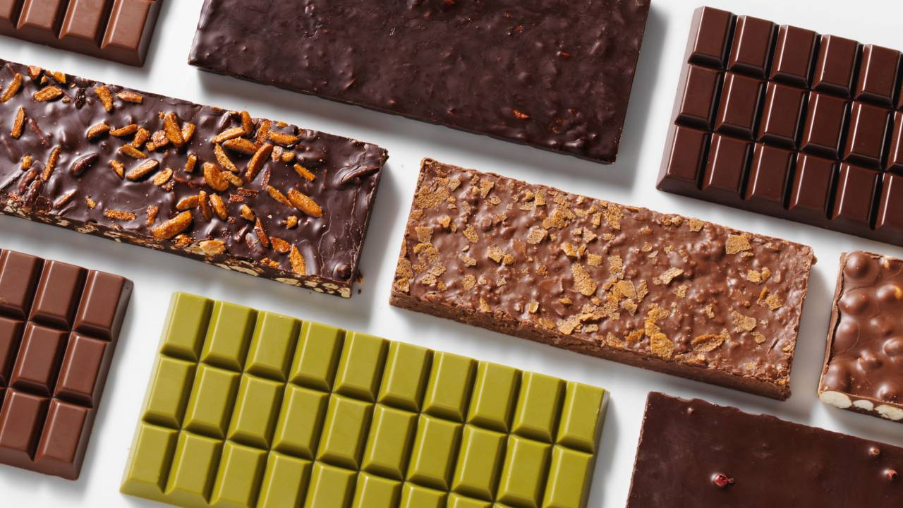 Le plus grand choix de Tablettes de Chocolat
